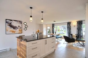 salon cuisine home staging quebec